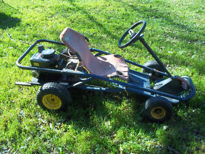 SOLD Go Kart  SOLD ! its gone to a good home , thanks