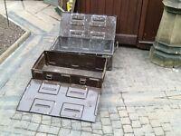 Storage tool box, ammunition metal storage box PMD MK1 91