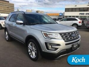 """2017 Ford Explorer Limited  Twin Roof, Tow Pkg, 20"""" Wheels, Park"""