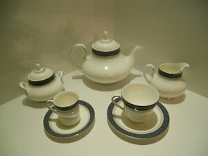 Sherbrooke China by Royal Doulton