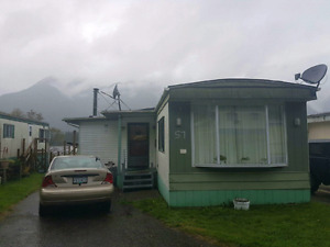 Mobile home for sale in Port Alice BC