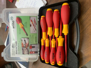 Insulated Screw Driver Set