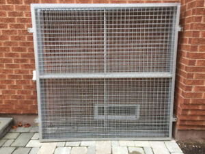 WIRE SCREEN CAGING