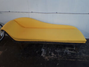 Funky Yellow Lounger