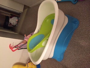 Baby bath tub new condition