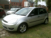 Ford Fiesta 1.6TDCi 2005.5MY Zetec Climate