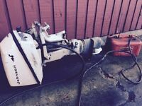 6hp Johnson outboard