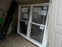 Brand New Double Hung KV Cutom Window - 67.75 x 59.25