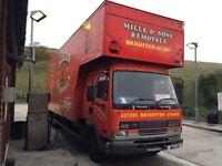 Removal Lorry (jumbo) leyland Daf