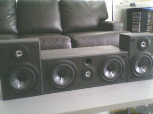 sony speaker system model no ss-cn505h...... magnetically shelde
