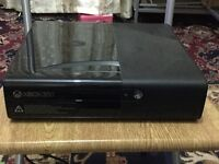 Xbox 360 Elite 250gb with two games and giotech headset.£140