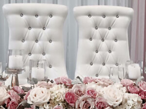 Wedding/Bridal/Special Events Chairs for Rent