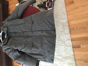 North Face Ladies Parka-Size Large