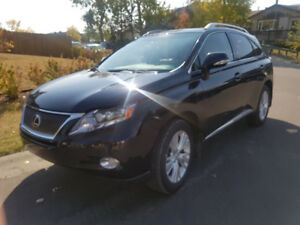 ****2011 Lexus RX450H FULLY LOADED Hybrid AWD****