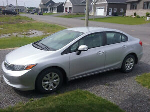 2012 Honda Civic Berline LX