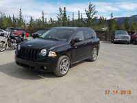 2008 Jeep Compass Sport/North SUV, Crossover