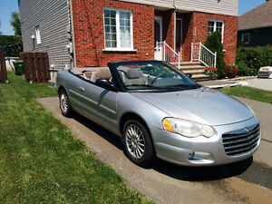 2006 Chrysler Sebring Cabriolet automatique