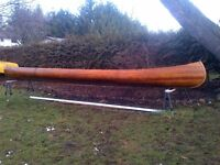 Rare 22 Foot Guides Canoe