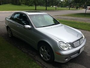 2007 Mercedes-Benz V6 3.0L C-Class C280 Sedan