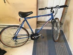 Men's 18 speed mountain bike