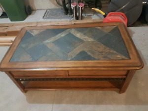 Coffee Table and Console Table for sale