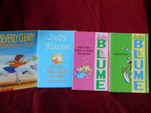 Judy Bloom and Beverly Cleary