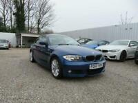 2010 BMW 1 Series 2.0 118d M Sport 2dr Coupe Diesel Manual