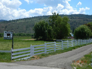 34 Acre Well Located Hobby Farm in Oliver BC