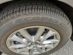 New Bridgestone Ecopia EP422 PLUS Tires