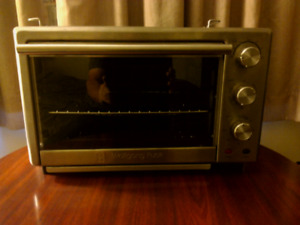 WOLFGANG PUCK OVEN AND CONVECTION NEW COUNTER TOP MODEL