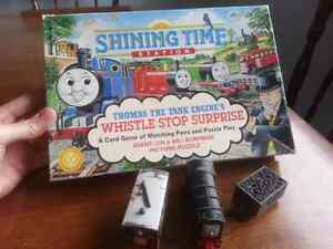 Thomas the Tank Engine matching game and puzzle London Ontario image 1