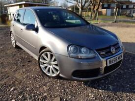 2008 58 VOLKSWAGEN GOLF 3.2 V6 4MOTION DSG 2008MY R32