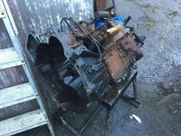 Iveco daily 5 speed gear box 2002 2.8 td £150