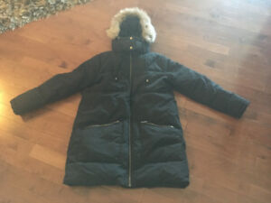 Maternity Winter Coat Size Small