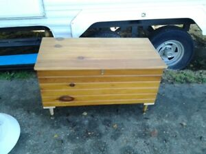 STORAGE CHEST OR LARGE TOY BOX