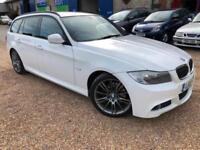 2012 '12' BMW 318d Sport Plus Touring. Diesel. Manual. Estate. £30 TAX. Px Swap