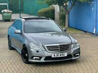 2011 Mercedes-Benz E Class E350 CDI BlueEFFICIENCY [265] Sport 4dr Tip Auto SALO