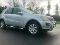 2006 MERCEDES - BENZ ML 320 CDI *** AUTOMATIC / DIESEL / 4WD / LOW MILES