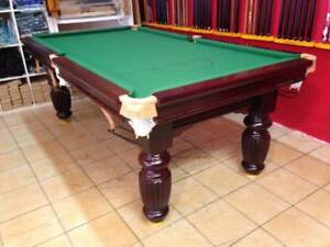 Billiards-R-Us Adelaide Pool Table Special