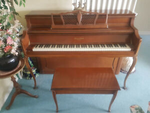 Mason and Risch piano