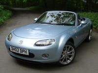 2008 08 Mazda MX-5 2.0i Roadster..LOW MILES..FULL S/HISTORY..SPECIAL EDITION!!