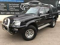 2004 Mitsubishi L200 2.5 TD Warrior Limited Edition 4dr