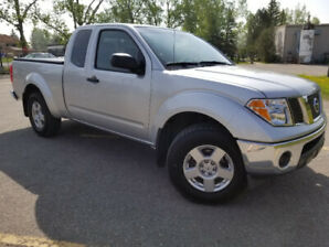 2008 Nissan Frontier Truck 4WD, sale or trade $6500 obo