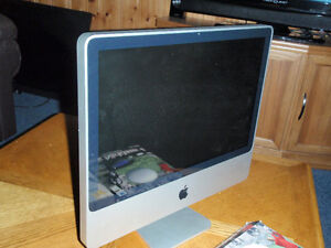 "I MAC 20"" Screen"