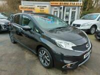 2014 Nissan Note 1.5 dCi Tekna (Safety Pack) 5dr Hatchback Diesel Manual