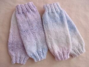 Baby Arm and Knee Knit Protectors