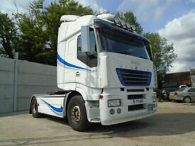 2005 Iveco Stralis 540, 1500Ltr Diesel, Spot Lights and Side Skirts, Semi Auto