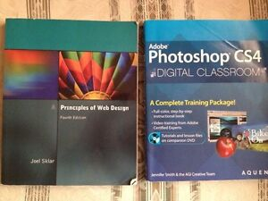 Principles of Web Design and Photoshop CS4