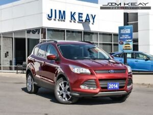 2014 Ford Escape SE  - Bluetooth -  Heated Seats - $66.31 /Wk