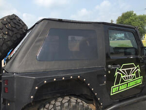 SOFT TOP BLOWOUT @@ OFF ROAD ADDICTION!!! London Ontario image 1